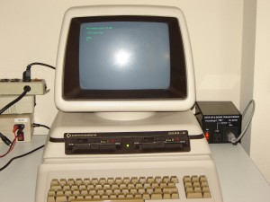 Commodore 8296D