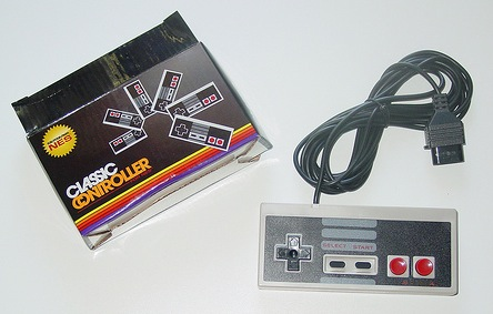 Aftermarket NES Controller