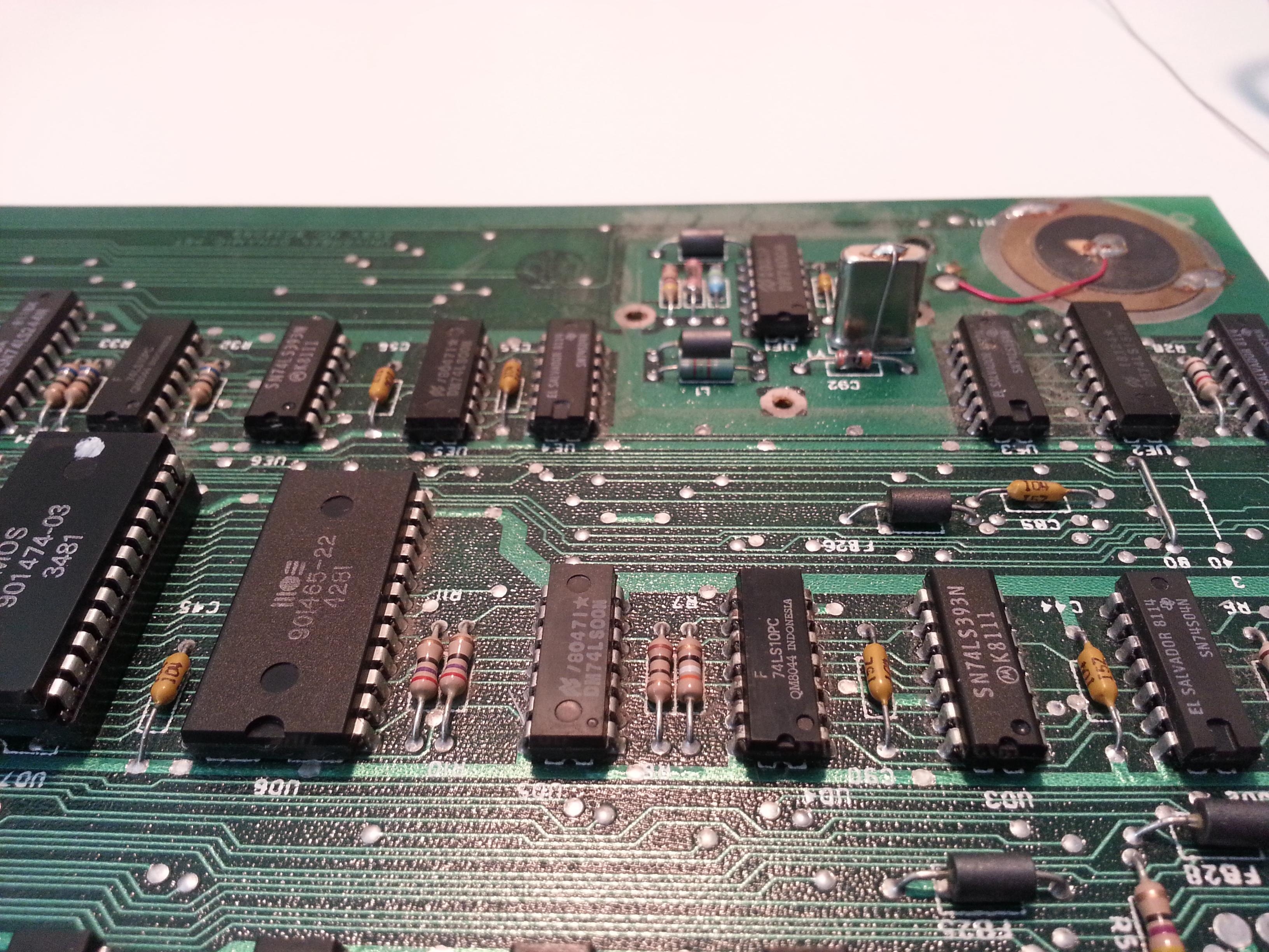 Mike Naberezny – CBM 8032-SK Board